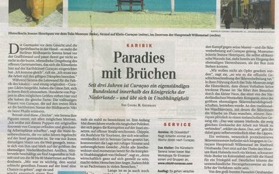 We're again mentioned in the Berliner Tageszeitung