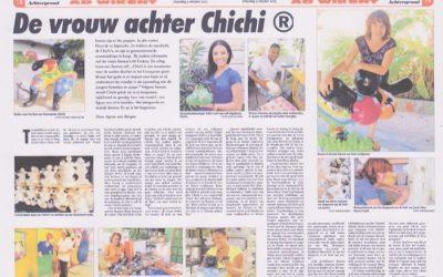 AD Wikent : De vrouw achter Chichi