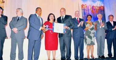 Lampa Awards 2013 with Chichi Curacao