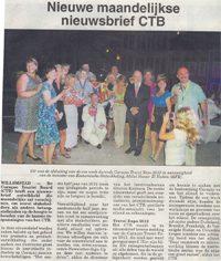 Amigoe: Nieuwe maandelijkse nieuwsbriejf CTB