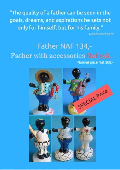BUBU'S for FATHERS-DAY SPECIAL