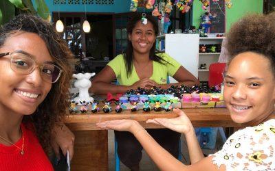 VSBO students visit Art factory