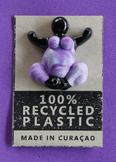 Pin Purple