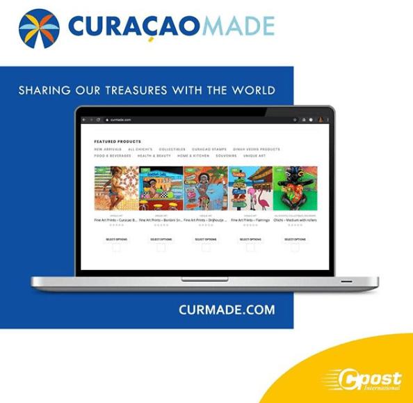Curaçao Made Website