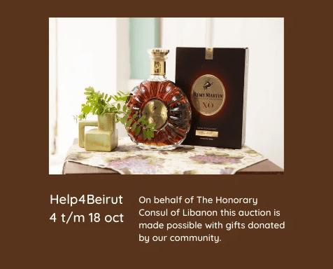 Auction Help4Beirut