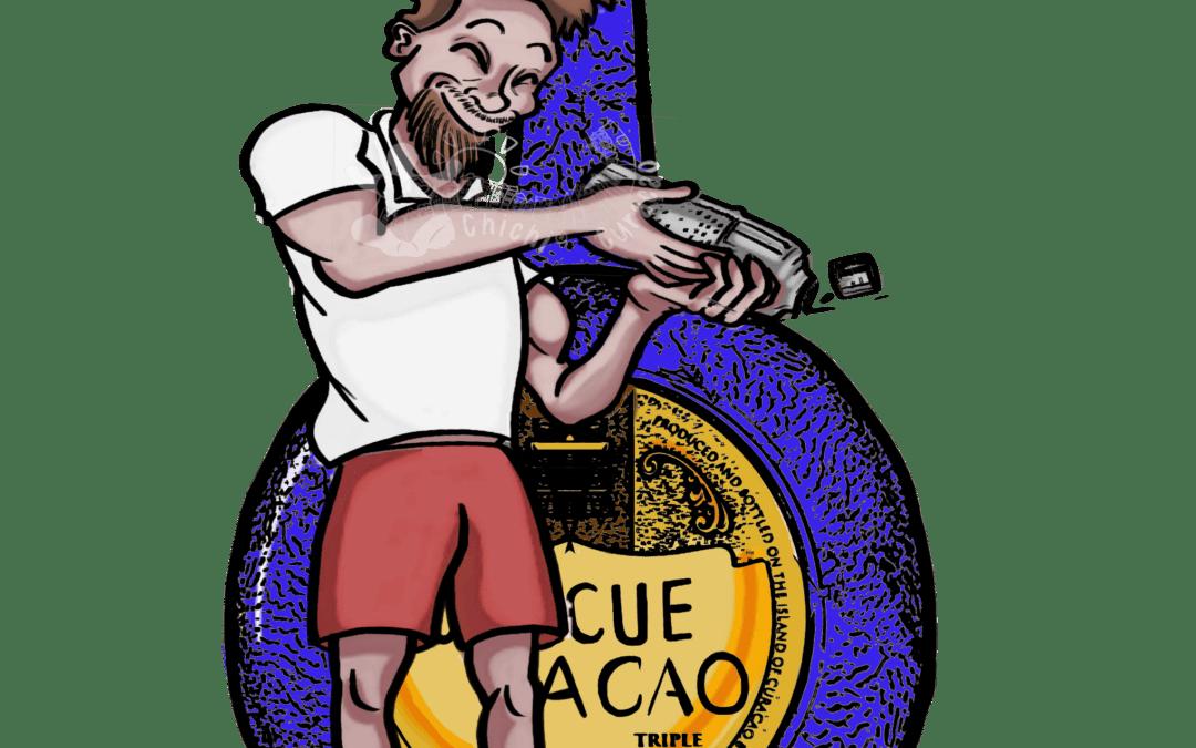 Curaçao Liqueur